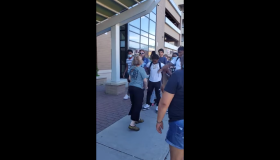 "Wisconsin ""Karen"" Stephanie Rapkin spits on Black protester video"