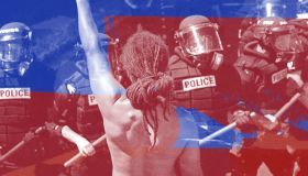 Police Protest and The Black Ballot