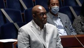 Philonise Floyd testifying before congress