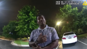 Rayshard Brooks police bodycam footage