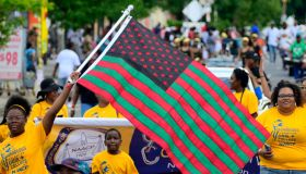 Annual Juneteenth parade takes new route in West Philadelphia