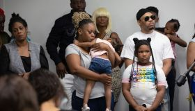 Family Of Rayshard Brooks Speak To The Media In Atlanta