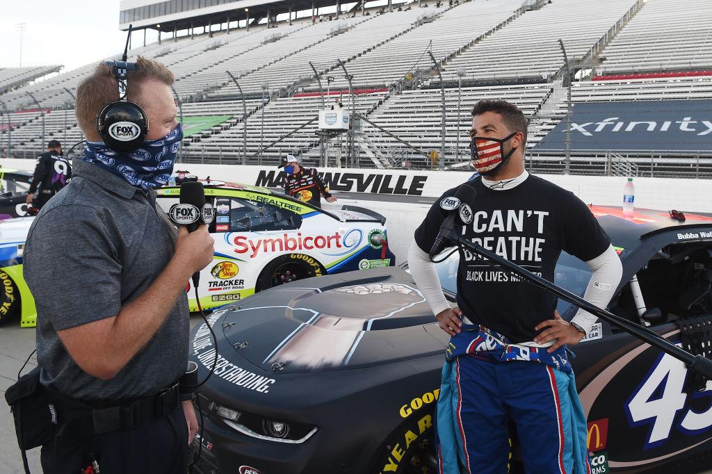 NASCAR Cup Series Blue-Emu Maximum Pain Relief 500