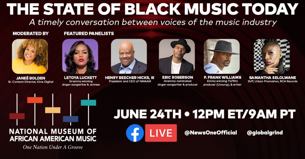 'The State of Black Music Today'