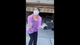 Karen road rage video