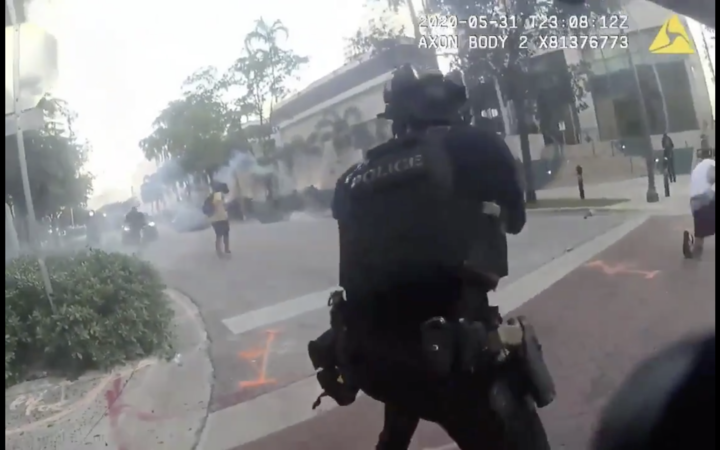 Fort Lauderdale Police Department Responds to Media and Releases Body Camera Footage in its Entirety
