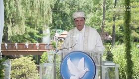 Nation of Islam Minister Louis Farrakhan