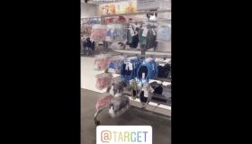Karen in Target