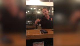 drunk Karen's husband video