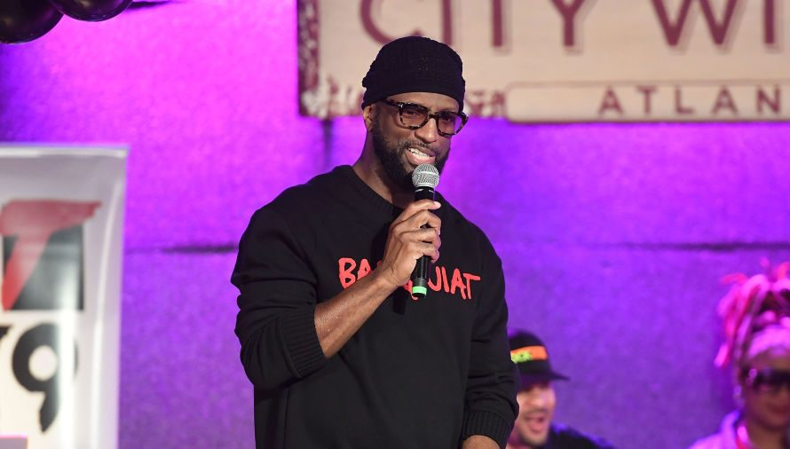 Rickey Smiley Morning Show Presents Xscap3 Unplugged