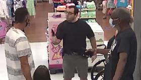 man pulls gun in Walmart in Royal Palm Beach