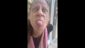 Karen racially profiles PostMates delivery man