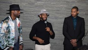 "Dwyane Wade, Chris Paul And Carmelo Anthony Host The Gentlemen's Supper Club ""A Toast To Kobe Bryant"""