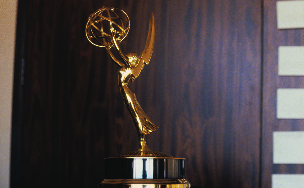 Emmy Award Trophy