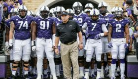 COLLEGE FOOTBALL: OCT 20 Oklahoma at TCU