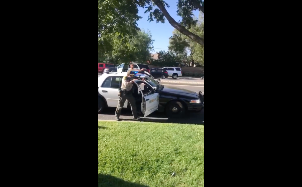 Santa Clarita, California police racially profiles innocent Black teens