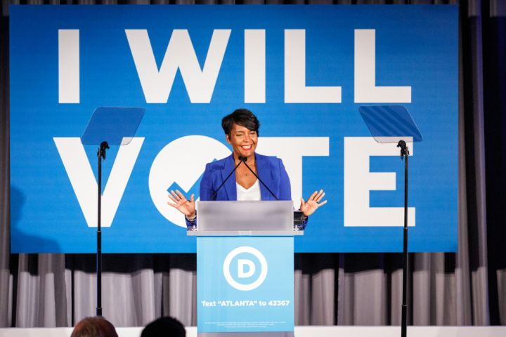 DNC Holds IWillVote Gala In Atlanta