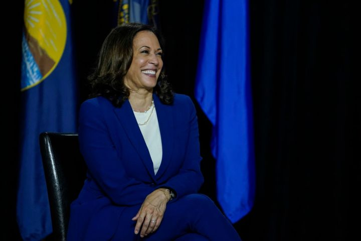 Joe Biden and Running Mate Kamala Harris Deliver Remarks In Delaware