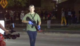 Kyle Rittenhouse, Kenosha Jacob Blake shooter