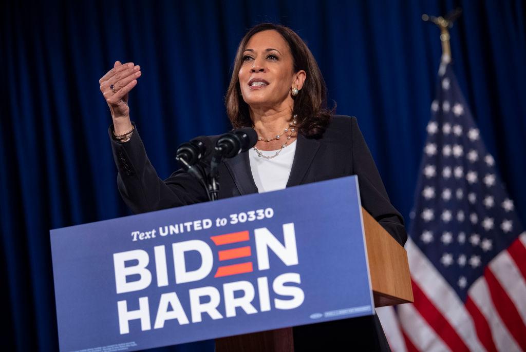 US-politics-VOTE-health-virus-HARRIS