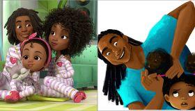 Made by Maddie vs Hair Love