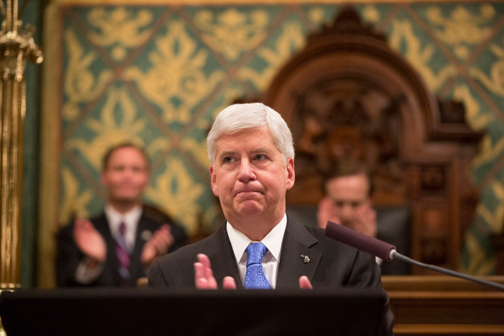 Former Gov. Snyder turns down Harvard appointment after backlash