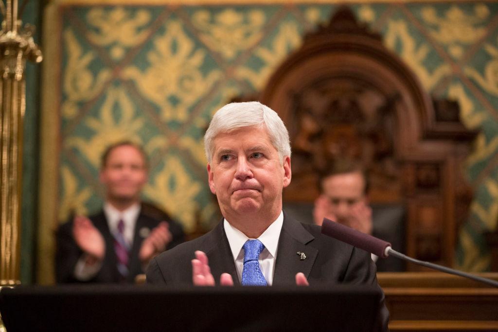Former Gov. Snyder turns down Harvard appointment after backlash