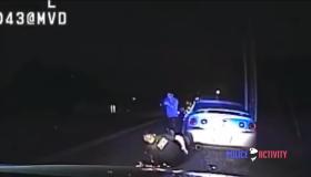 Tulsa police shooting video