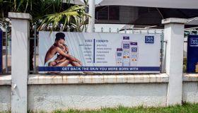 GHANA-AFRICA-LIFESTYLE-HEALTH-SKIN