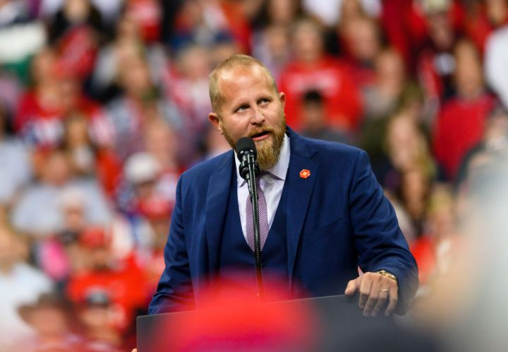 Brad Parscale, demoted former Trump campaign manager