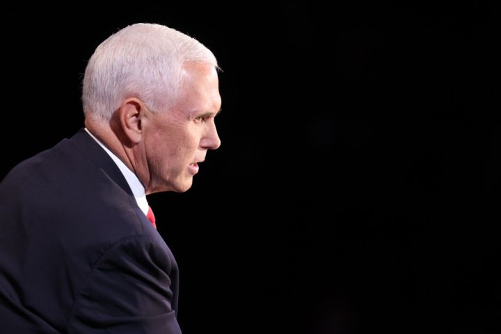 Mike Pence And Kamala Harris Take Part In Vice Presidential Debate