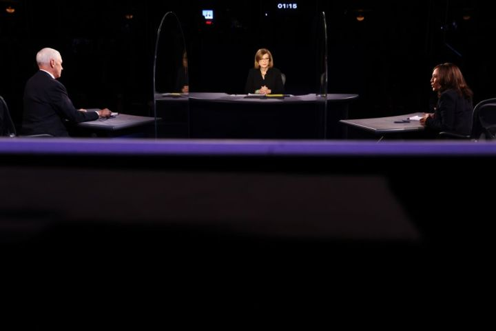 US Vice Presidential Debate 2020