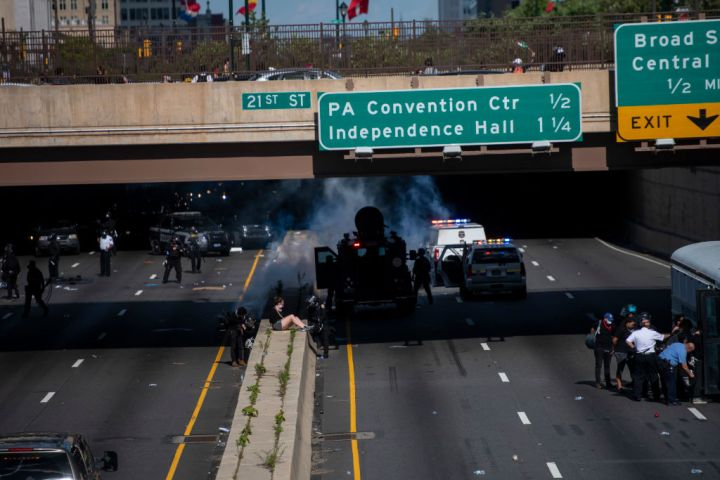 2020: Philly cops charged for brutalizing George Floyd protesters