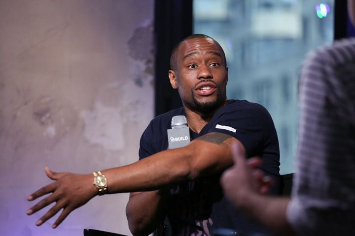 AOL Build Presents CNN Commentator And BET News Host Marc Lamont Hill
