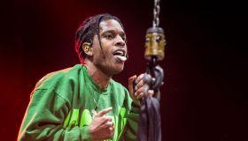 ASAP Rocky Concert In Sweden