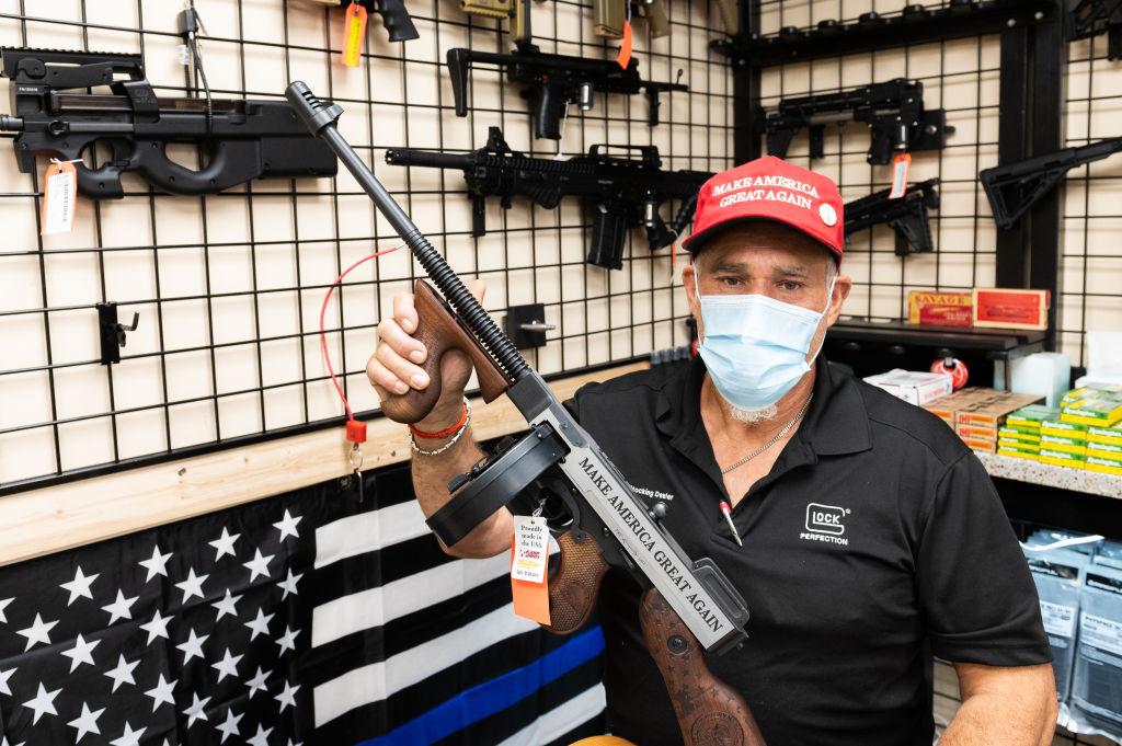 Gun Sales Rise During Coronavirus Pandemic
