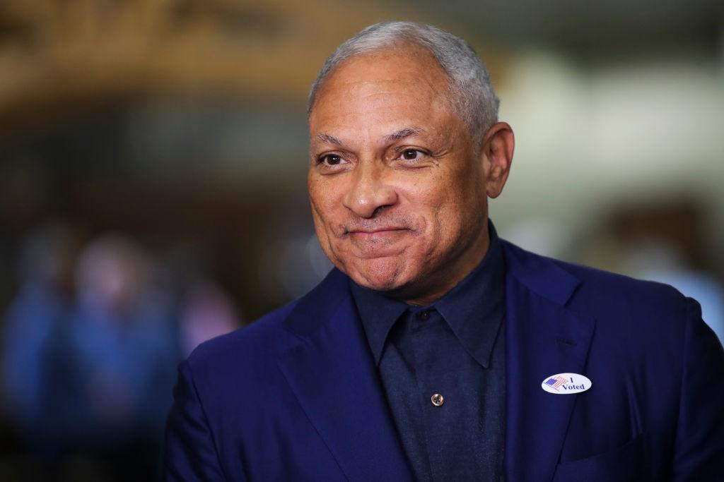 Democratic Candidate Mike Espy Votes In Mississippi Runoff Senate Election