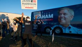 Lindsey Graham And Jaime Harrison Hold Final Debate Ahead Of Election