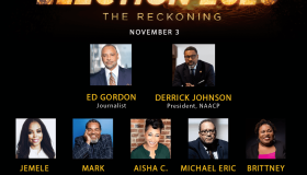 NAACP election night live stream