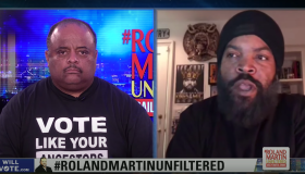 "Ice Cube on ""Roland Martin Unfiltered"""