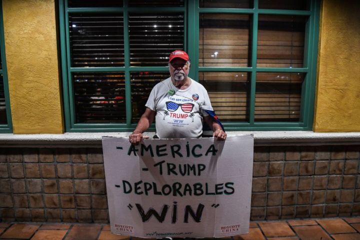 US-VOTE-FLORIDA-PROTEST