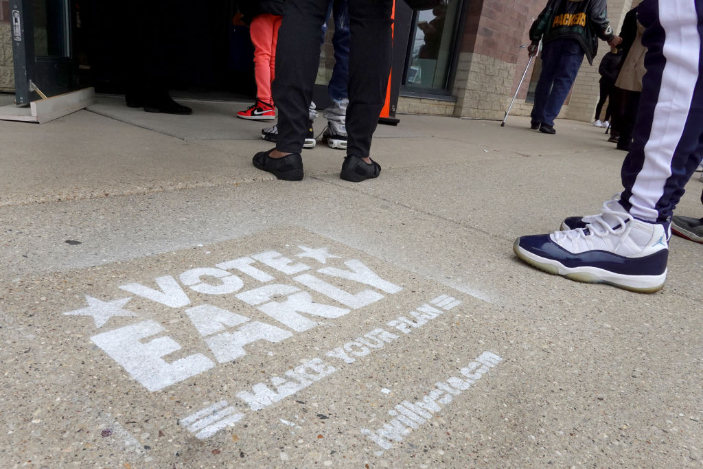 Early Voting Begins In Swing State Of Wisconsin