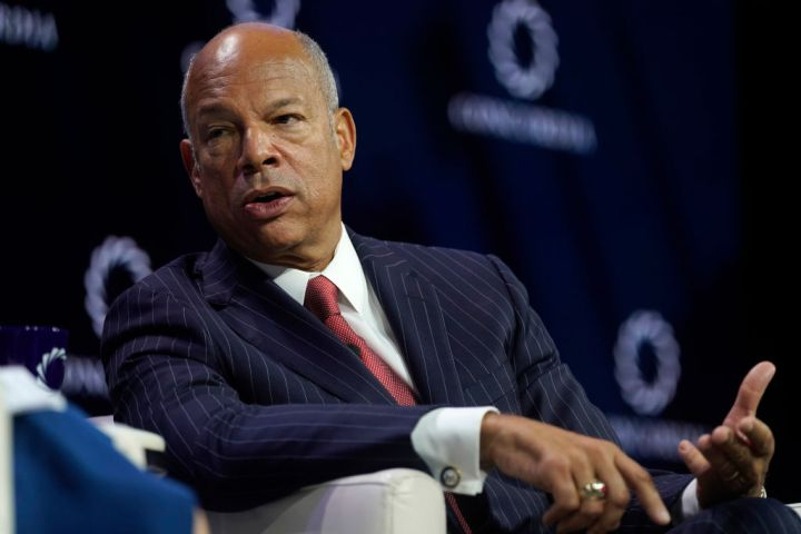 Jeh Johnson, Department of Defense, attorney general, Director of National Intelligence