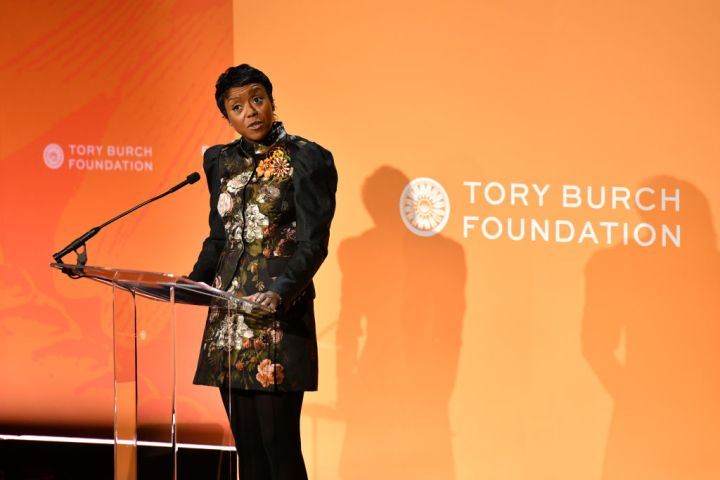 Mellody Hobson, Commerce and Treasury departments