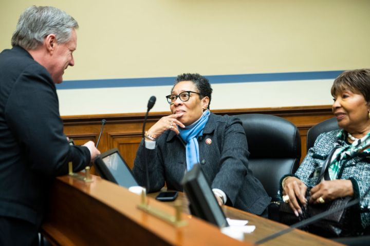 Rep. Marcia Fudge, Housing and Urban Development