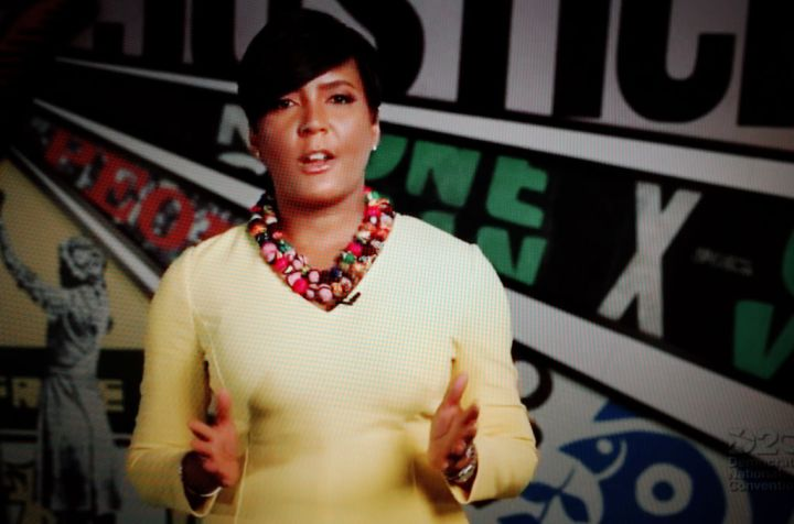Atlanta Mayor Keisha Lance Bottoms, HUD