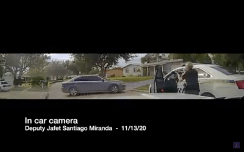 Brevard County Sheriff's Office dash cam video in police killing of AJ Crooms and Sincere Pierce