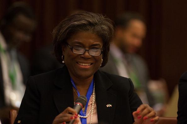 Linda Thomas-Greenfield, UN Ambassador