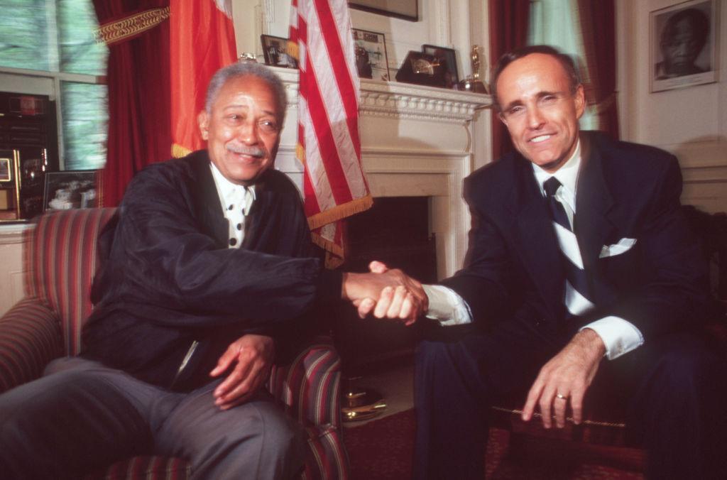 File Photo - Rudy Giuliani