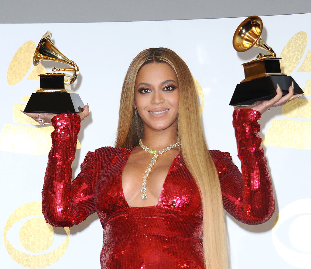 #NeverForget: Will Beyoncé Take Home All 9 Grammys This Time?